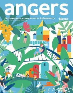 Destination Angers - the touristic magazine