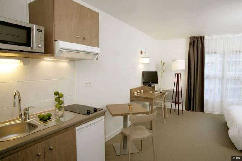 Appart City Angers - Appart'hotel & Résidence