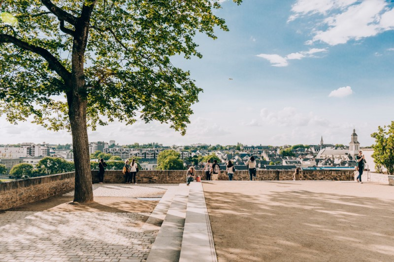 Promenade du bout du monde Angers