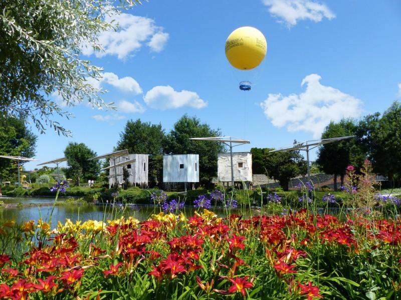 terra botanica parc végétal angers jardin