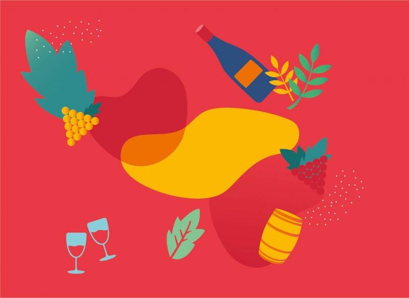 Week-end romantique dans le vignoble